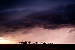 The Dawson Place/Storm On Southeast Colorado Plains (Dan Ballard Photography) Tags: pictures ranch county light summer favorite storm color building tree art nature colors beautiful beauty night clouds barn landscape photography blog colorado gallery photographer purple desert artistic photos pics farm great dramatic best photographs photograph western land fields ballard homestead lightning southeast portfolio pick agriculture plains popular powerful coulds mesa grasslands dreamscape cloudscapes middleofnowhere gallary photograpy oterocounty lajunta nothdr coloradophotographer southeastcolorado d700 danballard picketwirecanyon picketwire coloradothunderstorms kimcolorado souttheastcolorado danballardphotography southeastcolordo