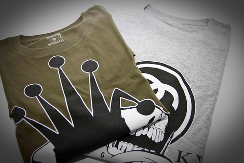 Grey_Green TShirts_1