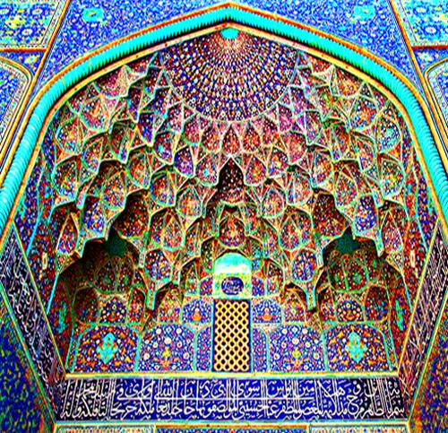 Sheikh Lotf Allah Mosque