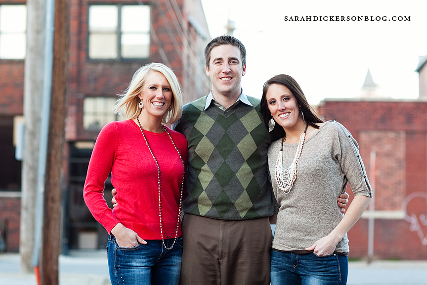 Crossroads Arts District Kansas City family photography