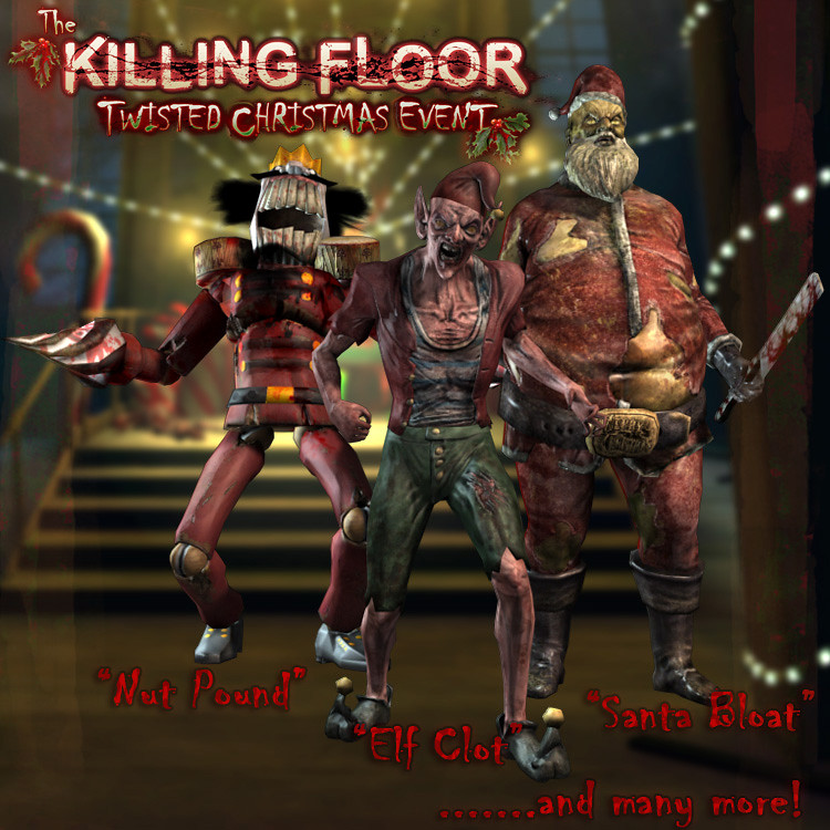 The Killing Floor Twisted Xmas Event