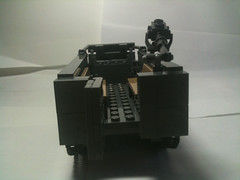 M3 halftrack back door ({Copper Bricks}) Tags: lego wwii american m3halftrack
