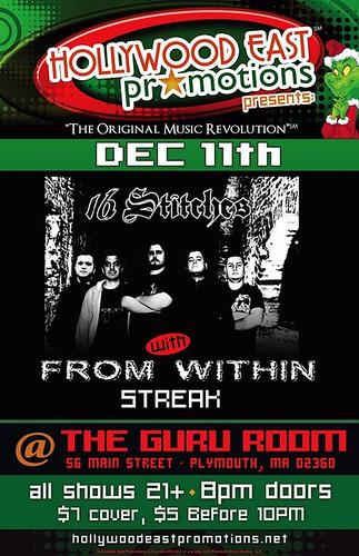 Dec 11the, 2010 - Guru