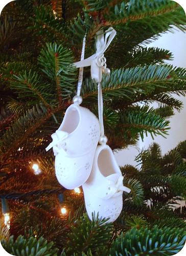 Bootie Ornament