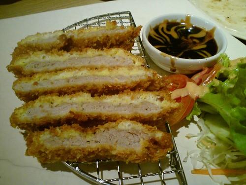 日式炸豬排 TONKATSU DSC01636