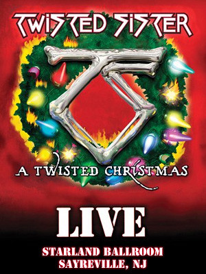 Twisted Christmas DVD