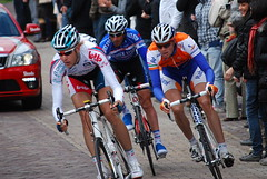 2010 Giro d'Italia in Leiden, the Netherlands