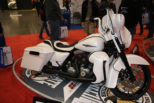 2010 Ultimate Builder Custom Bike Show - Seattle