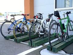 ナイスな自転車スタンド
