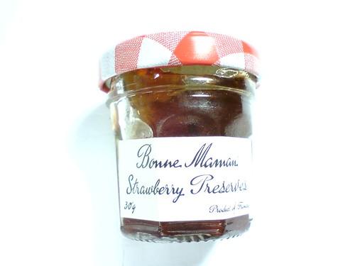 Bonne Maman草莓果醬正面DSC01727
