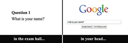 google exam by Sean MacEntee, on Flickr