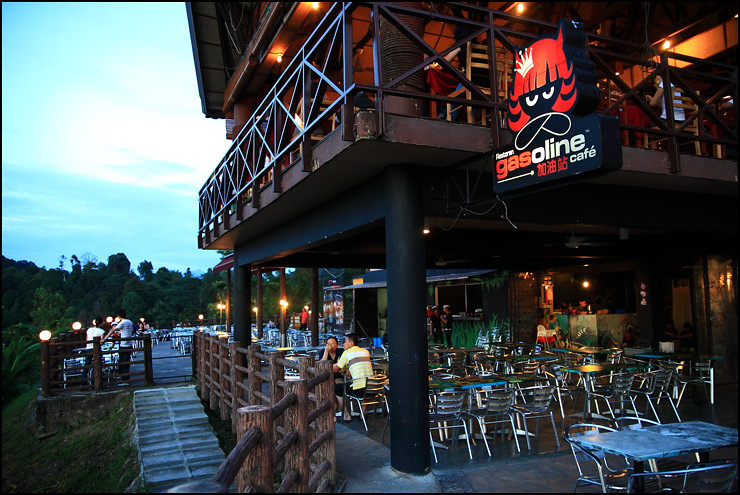 Lookout Point Western Food Restaurant