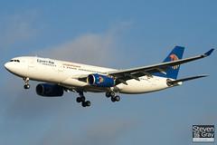 SU-GCI - 696 - EgyptAir - Airbus A330-243 - 101205 - Heathrow - Steven Gray - IMG_5559