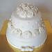 BEYAZ DÜĞÜN PASTASI (Wedding cake)