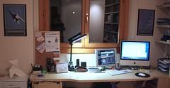 Escritorio (Enriquerl) Tags: mac setup escritorio