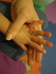 IMG_4824 (drjeeeol) Tags: baby katie jewelry ring triplet 2010 26monthsold 26onthsold