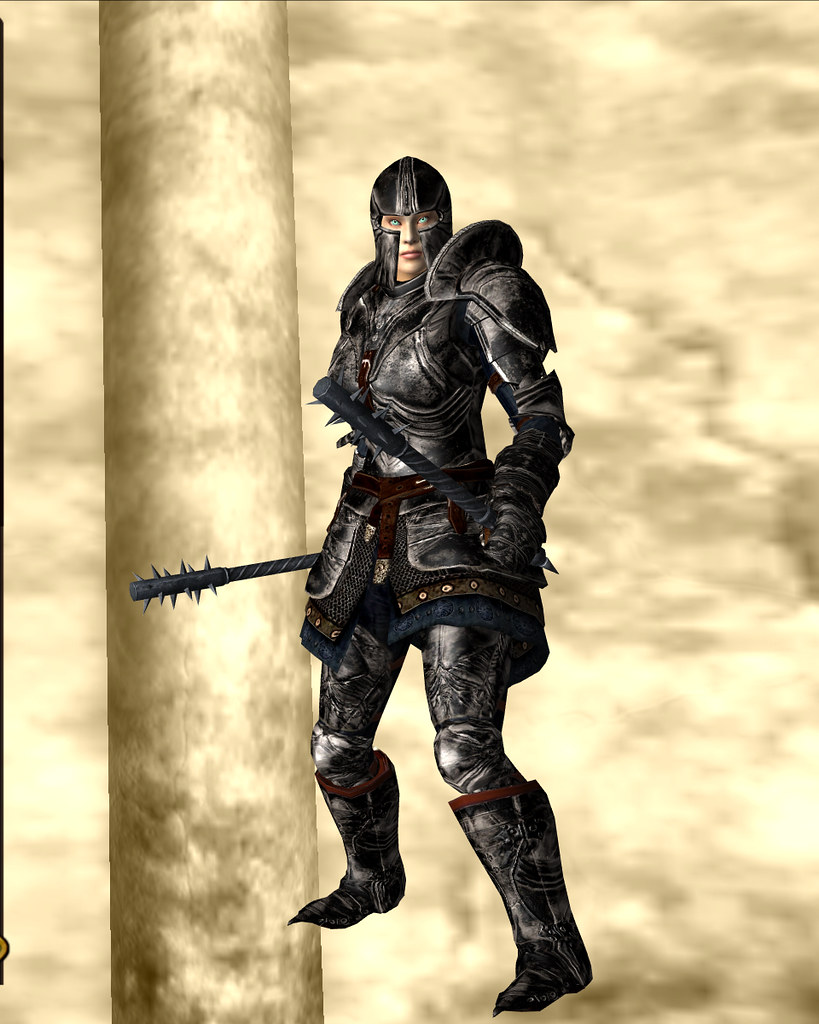 steel armor - dark 05