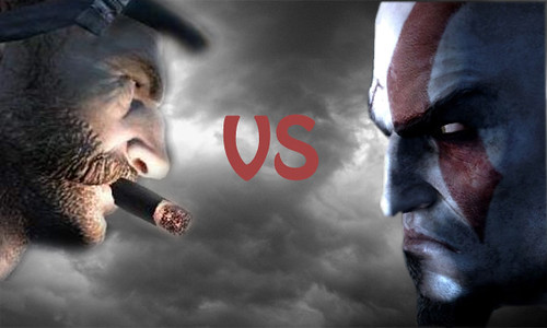 Kratos Will Soon Beg Mercy From... Captain Price?