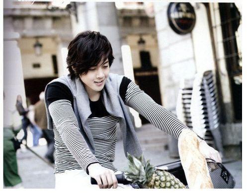 "Kim Hyun Joong ""Ready, Action!"" Spain Photobook 3"