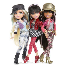 Bratz Rock! (Fashion_Luva) Tags: rock collection jade yasmin bratz cloe 2011 mgae