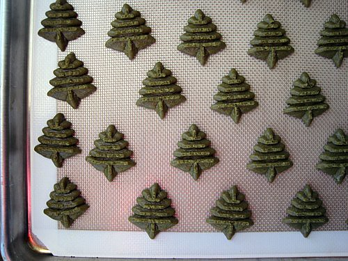 Gluten-Free, Refined Sugar-Free Spritz Cookies