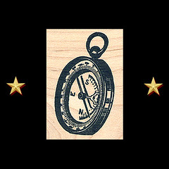 Compass Rubber Stamp (RubberShow) Tags: black west collage vintage scrapbooking paper south north craft rubber retro stamp east aceo etsy rubberstamp compass rubberstamping craftsupplies papercrafts craftstamps