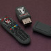 Ball State University TV Remote Control USB Drives