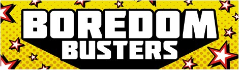 Digital Comics Store - Boredom Busters
