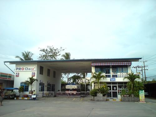 加油站的建築物DSC01654