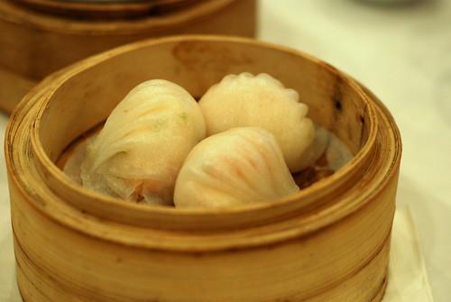 Har Gao (prawn dumplings)