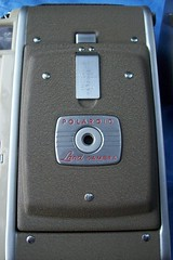 Polaroid Highlander Model 80A - closed view (faithapatton) Tags: camera vintage polaroid highlander retro landcamera ohthanks