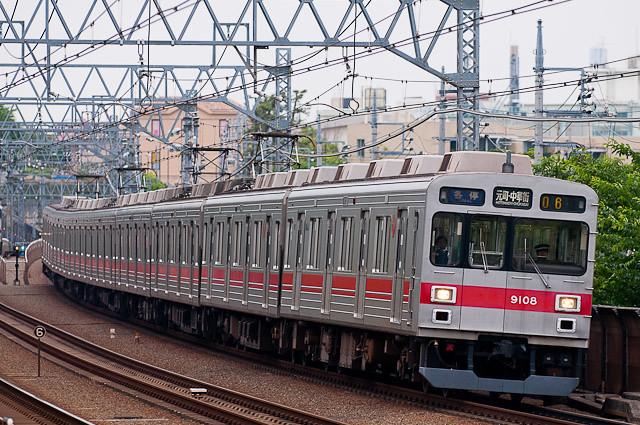 東急電鉄東横線 9000系9008F