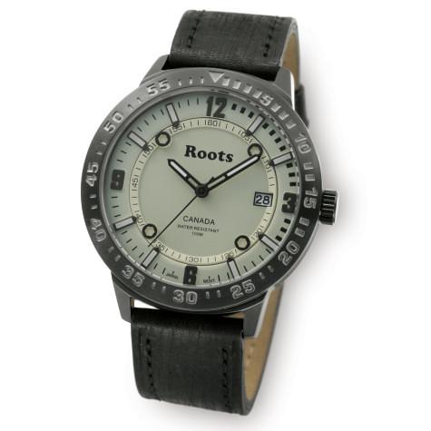 Men's Big Time Watch in Black