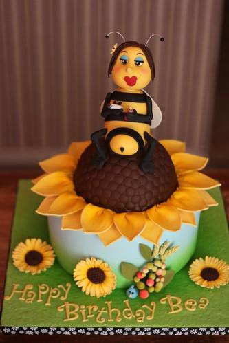 Du-Bee cake