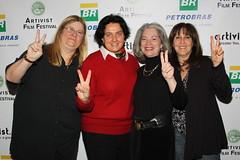 Peace from Artivist New York (ARTIVIST.com) Tags: film f fest piero artivist giunti nyc2010