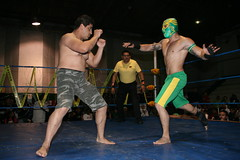 IMG_1220 (Black Terry Jr) Tags: crazy blood wrestling mascara lucha libre sangre zumbi extrem dtu extremo ecw aull iwrg