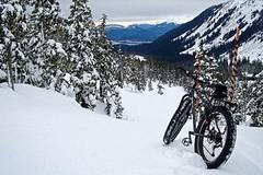 Zimní bike - když miluješ, tak musíš