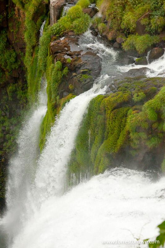 Water Falls, Iguazu Falls, Argentina