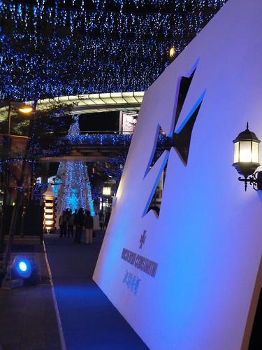 花旗藍色耶誕夜