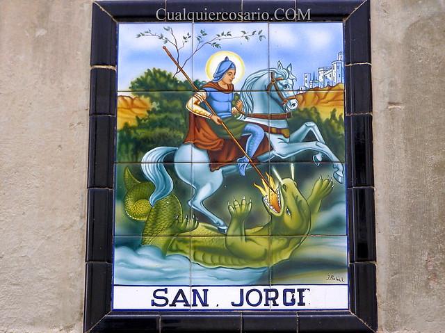 Santos mosaicos