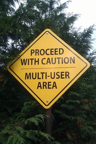 Multi-User Area