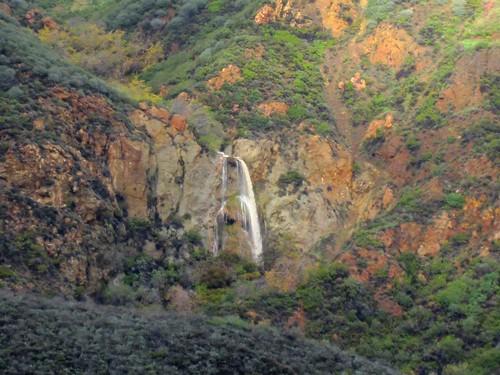 Latigo Falls