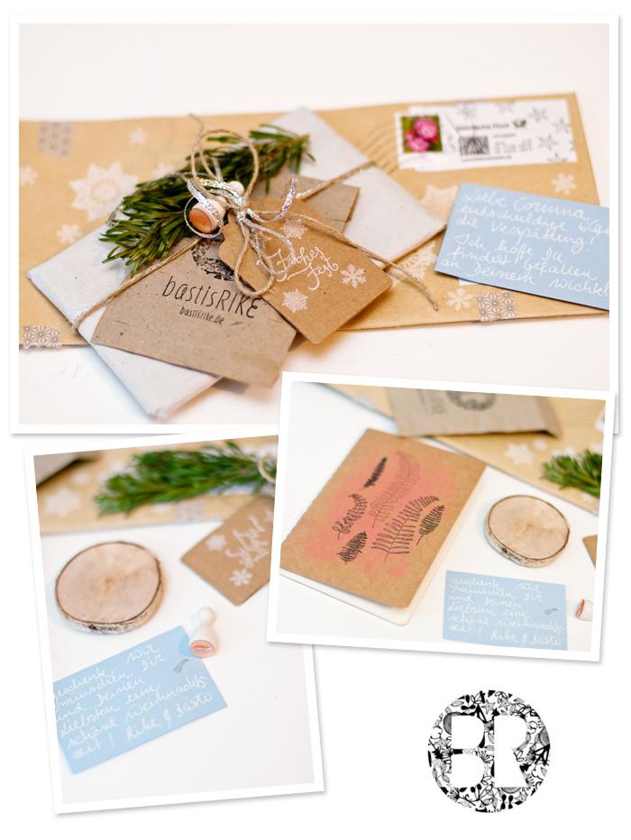 Secret Blog Santa 2010 / Weihnachtswichteln 2010