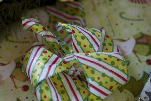 Wired Ribbon Bow