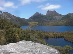 Cradle Mountain (Julia Snip) Tags: travel mountain australia tasmania hobart launceston cradle