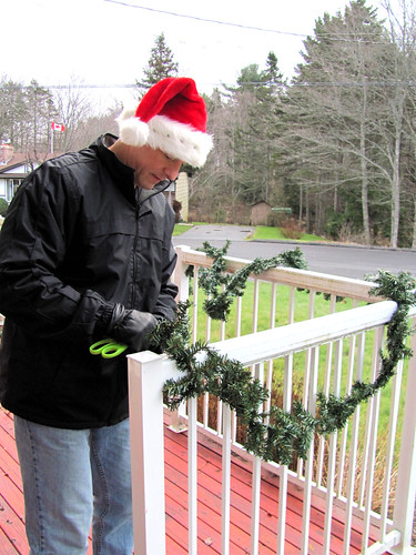 My Husband the Christmas Elf