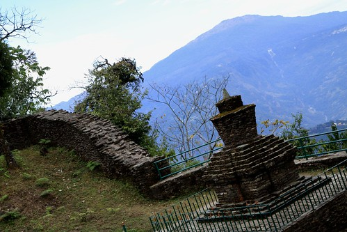 Rabdentse Ruins Pelling Sikkim