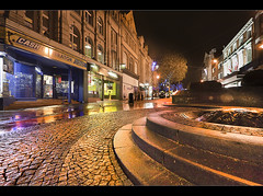 Moved on. Warrington. Explored (Ianmoran1970) Tags: christmas night lights warrington explore explored ianmoran ianmoran1970
