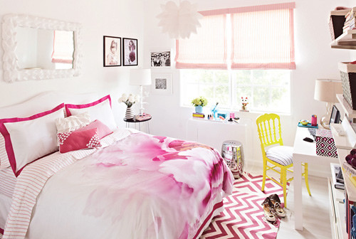 New inspiration: Modern Girl Bedroom Design Inspiration by New Inspiration Home Design
