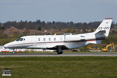 CS-DXI - 560-5621 - Netjets Europe - Cessna 560XL Citation XLS - Luton - 100421 - Steven Gray - IMG_0200